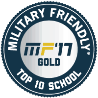 Military Friendly Top 10 School Community Care College