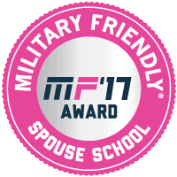 Community Care College awarded Military Spouse Friendly Designation for 2017