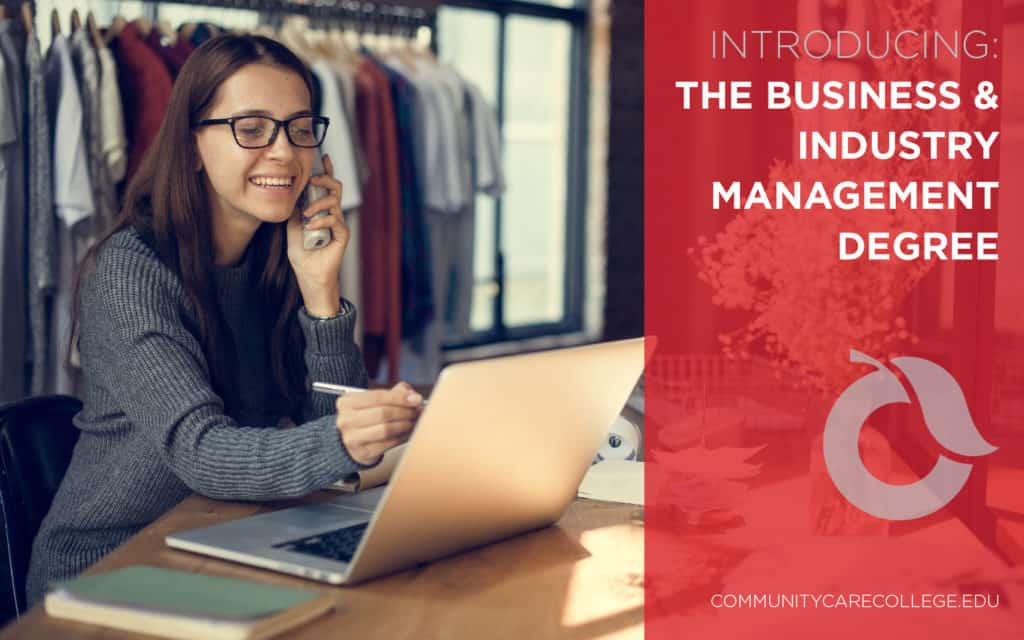 Introducing the Business & Industry Management Degree