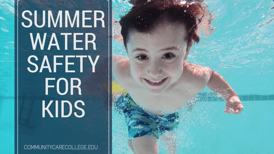 Summer Water Safety for Kids