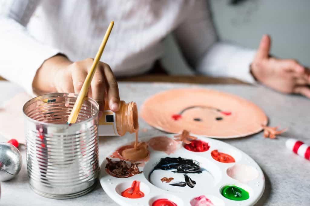 art, children, paint, kids
