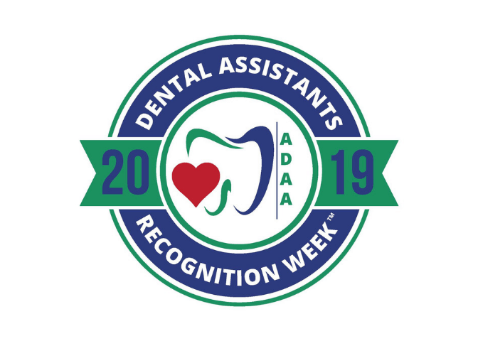 2019 Dental Assistant Recognition Week at CCC