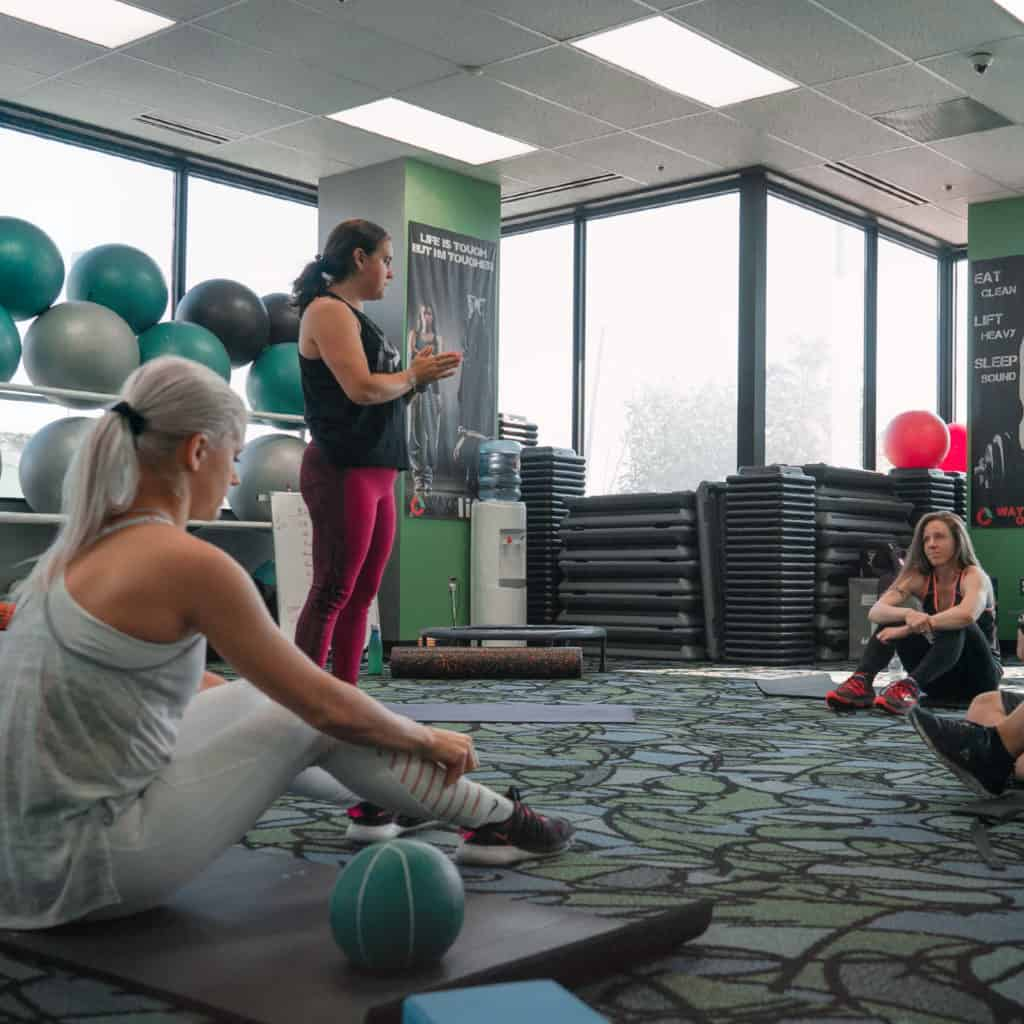 CCC Trainers for Fitness Training